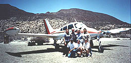 The Foothill Chapter of the Flying Samaritans
